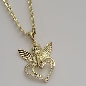 Necklace With Angel 😇